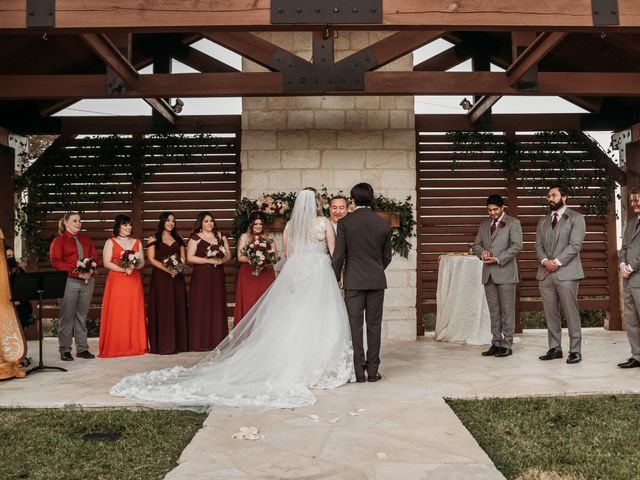 Christian and Cassidy's Wedding in New Braunfels, Texas 51