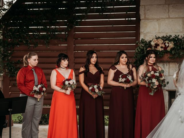 Christian and Cassidy's Wedding in New Braunfels, Texas 52