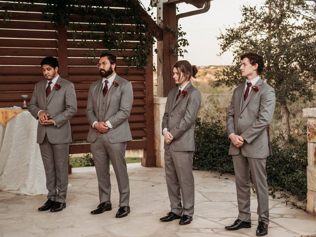Christian and Cassidy's Wedding in New Braunfels, Texas 55