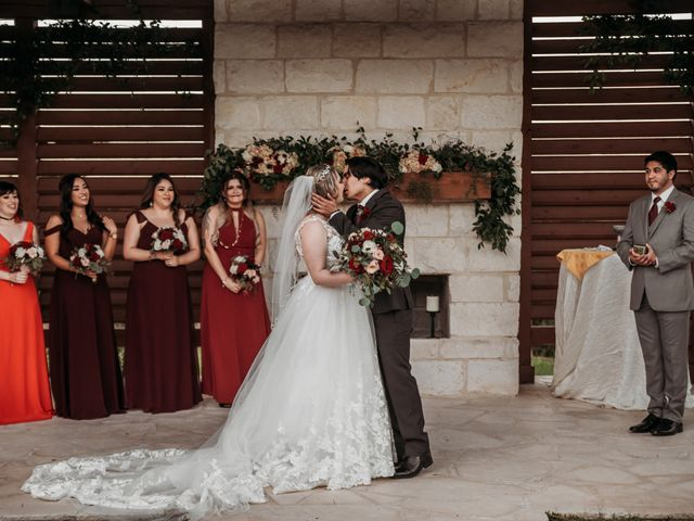 Christian and Cassidy's Wedding in New Braunfels, Texas 56