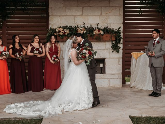 Christian and Cassidy's Wedding in New Braunfels, Texas 57