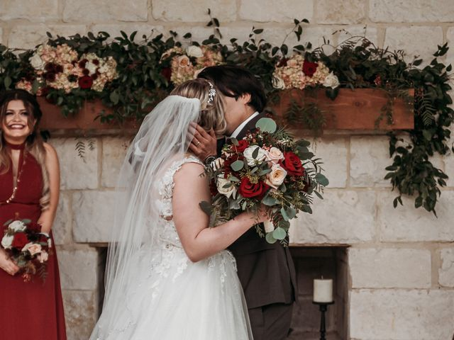 Christian and Cassidy's Wedding in New Braunfels, Texas 58