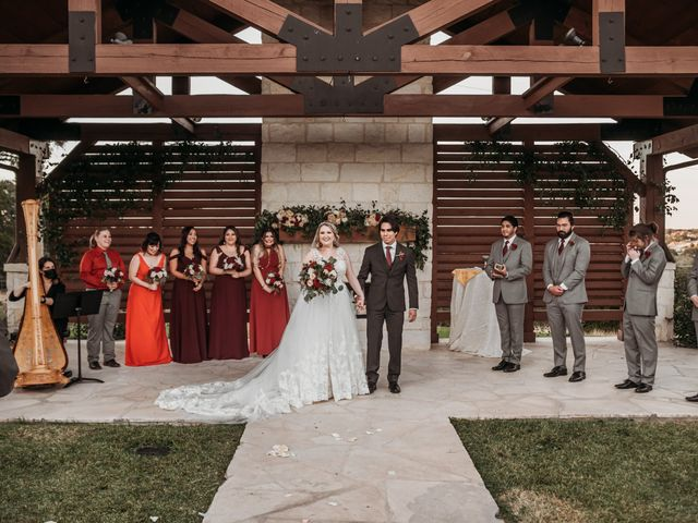 Christian and Cassidy's Wedding in New Braunfels, Texas 60