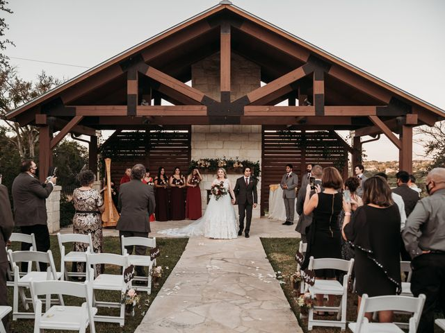 Christian and Cassidy's Wedding in New Braunfels, Texas 61