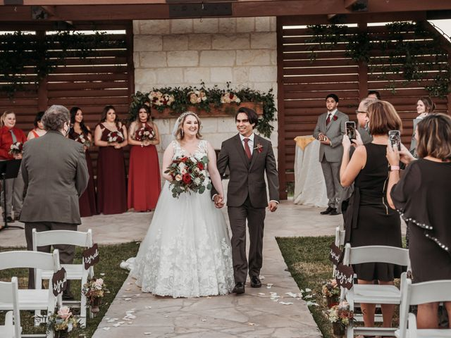 Christian and Cassidy's Wedding in New Braunfels, Texas 62