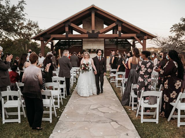 Christian and Cassidy's Wedding in New Braunfels, Texas 63