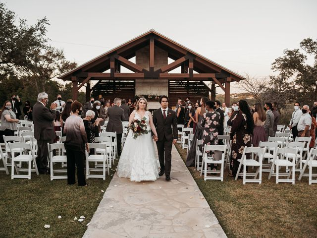 Christian and Cassidy's Wedding in New Braunfels, Texas 64