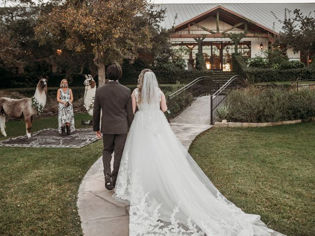 Christian and Cassidy's Wedding in New Braunfels, Texas 65