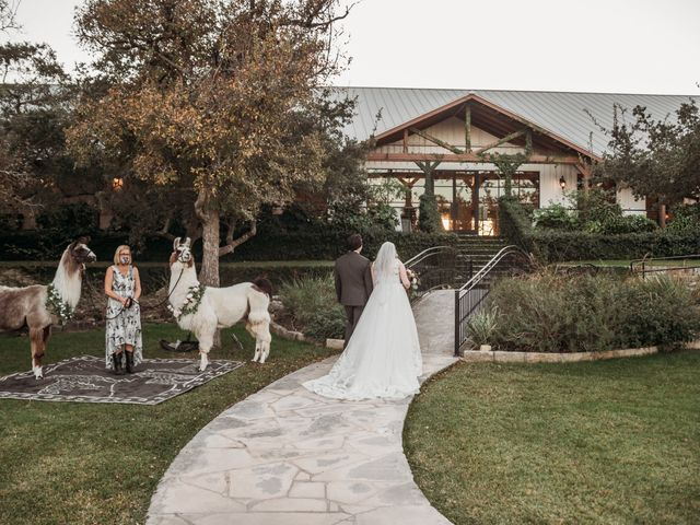 Christian and Cassidy's Wedding in New Braunfels, Texas 66