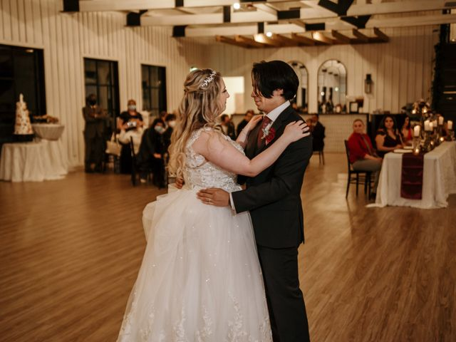 Christian and Cassidy's Wedding in New Braunfels, Texas 73
