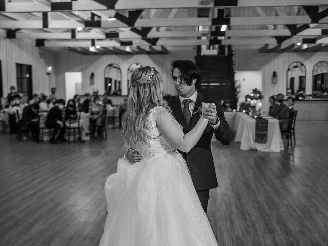 Christian and Cassidy's Wedding in New Braunfels, Texas 75