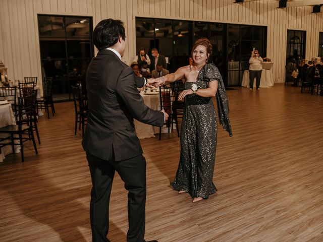 Christian and Cassidy's Wedding in New Braunfels, Texas 80