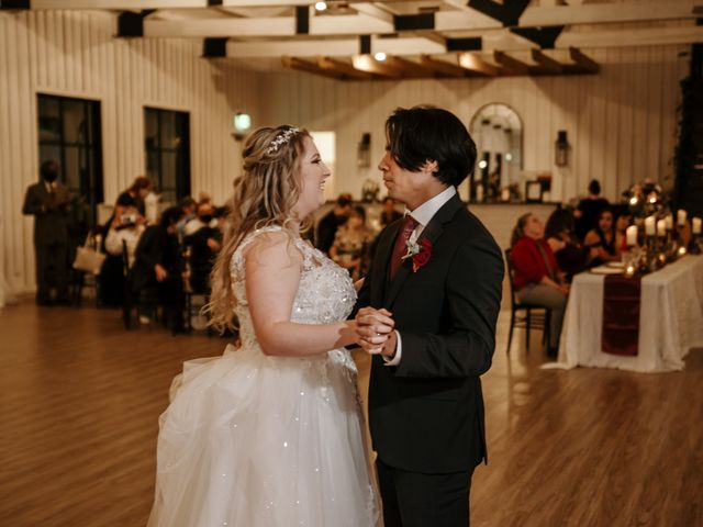 Christian and Cassidy's Wedding in New Braunfels, Texas 83