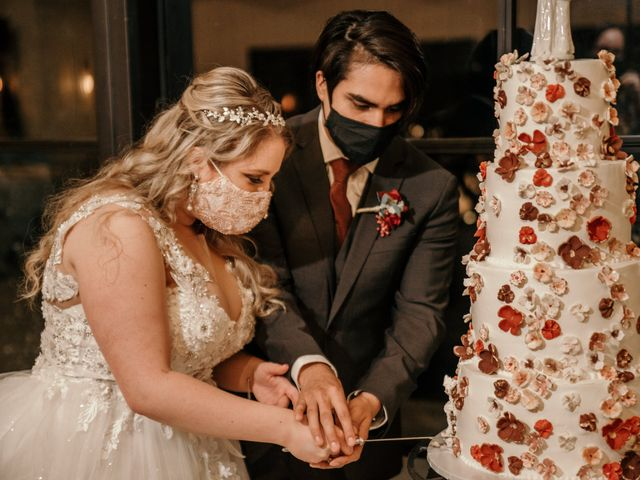 Christian and Cassidy's Wedding in New Braunfels, Texas 87