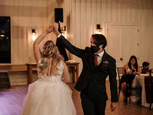 Christian and Cassidy's Wedding in New Braunfels, Texas 90