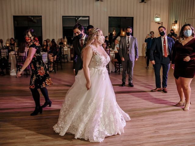 Christian and Cassidy's Wedding in New Braunfels, Texas 91