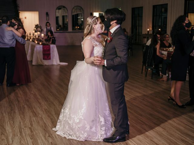 Christian and Cassidy's Wedding in New Braunfels, Texas 92