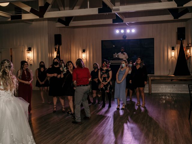 Christian and Cassidy's Wedding in New Braunfels, Texas 99