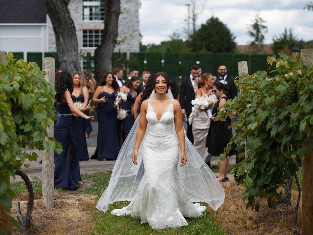Anthony and Amanda's Wedding in Egg Harbor Township, New Jersey 24