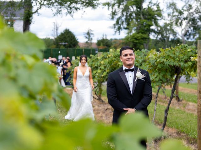 Anthony and Amanda's Wedding in Egg Harbor Township, New Jersey 25