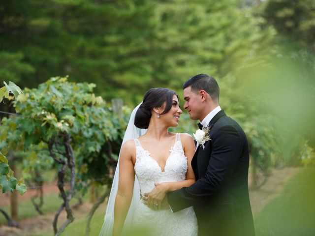 Anthony and Amanda's Wedding in Egg Harbor Township, New Jersey 27