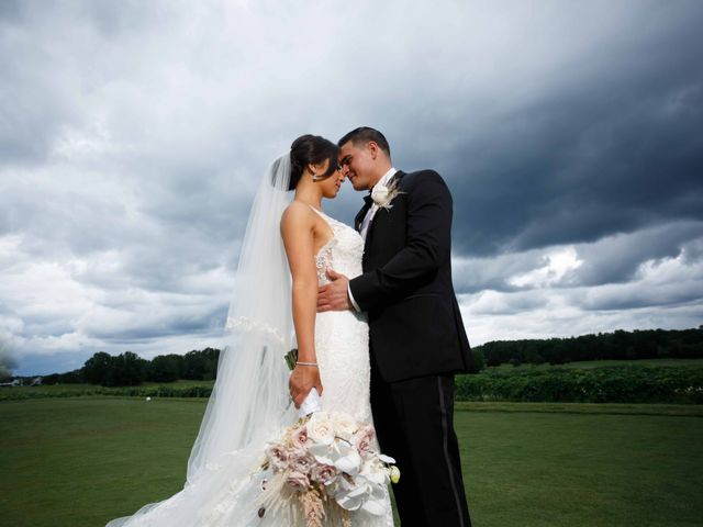 Anthony and Amanda's Wedding in Egg Harbor Township, New Jersey 30