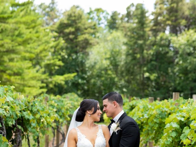 Anthony and Amanda's Wedding in Egg Harbor Township, New Jersey 32