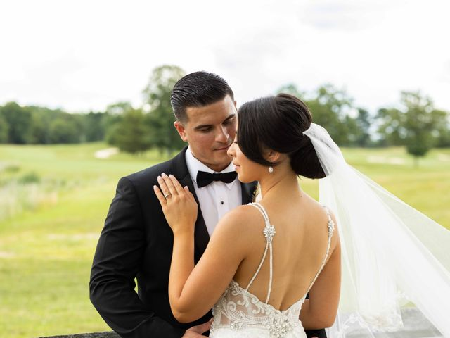 Anthony and Amanda's Wedding in Egg Harbor Township, New Jersey 33
