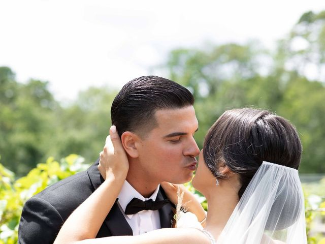 Anthony and Amanda's Wedding in Egg Harbor Township, New Jersey 34