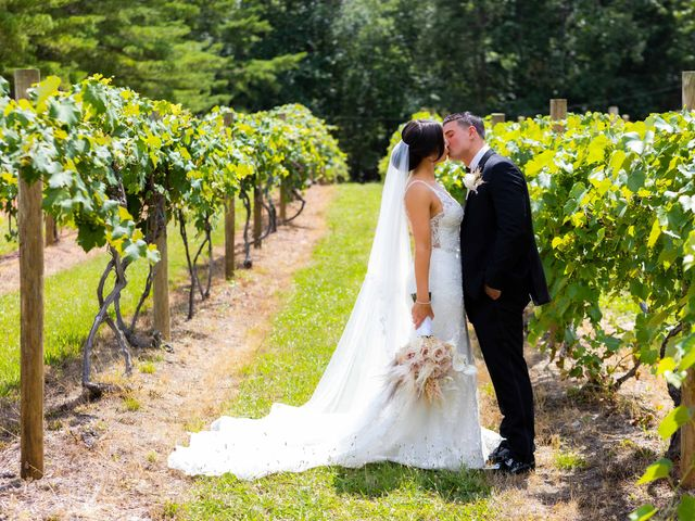 Anthony and Amanda's Wedding in Egg Harbor Township, New Jersey 35