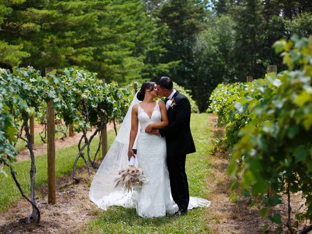 Anthony and Amanda's Wedding in Egg Harbor Township, New Jersey 37