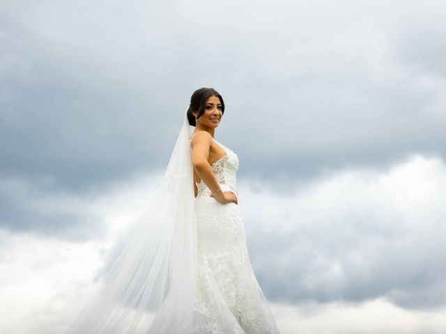 Anthony and Amanda's Wedding in Egg Harbor Township, New Jersey 38