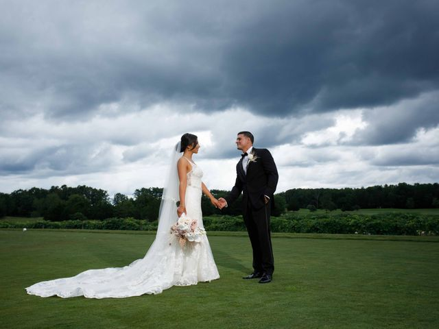 Anthony and Amanda's Wedding in Egg Harbor Township, New Jersey 40