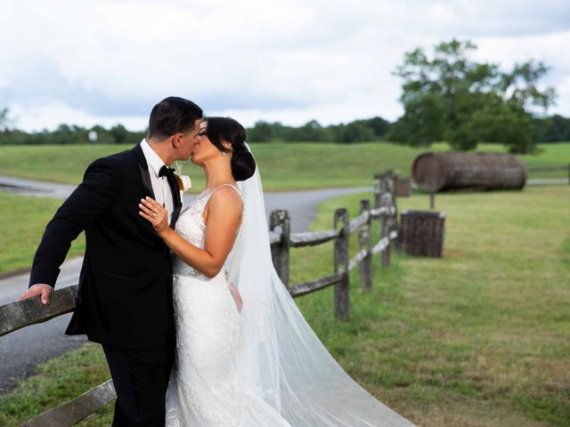 Anthony and Amanda's Wedding in Egg Harbor Township, New Jersey 43