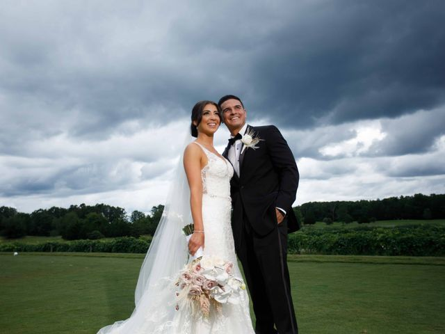 Anthony and Amanda's Wedding in Egg Harbor Township, New Jersey 44