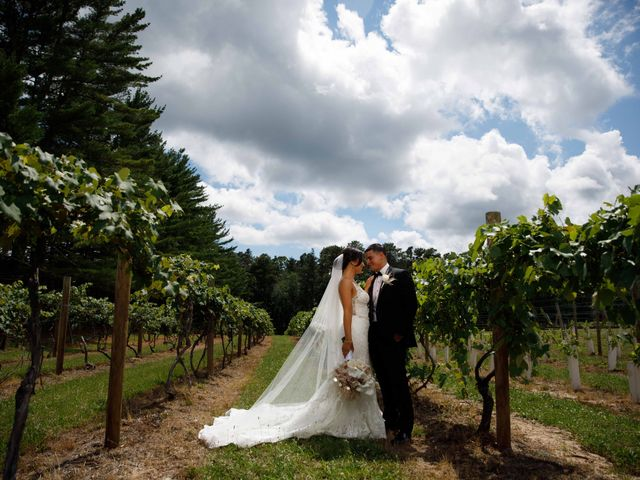 Anthony and Amanda's Wedding in Egg Harbor Township, New Jersey 45