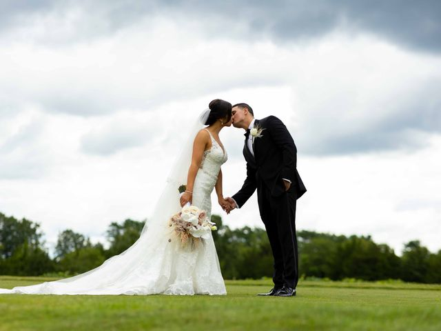 Anthony and Amanda's Wedding in Egg Harbor Township, New Jersey 47