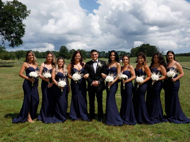 Anthony and Amanda's Wedding in Egg Harbor Township, New Jersey 48