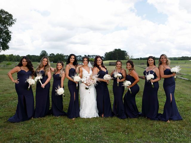 Anthony and Amanda's Wedding in Egg Harbor Township, New Jersey 51