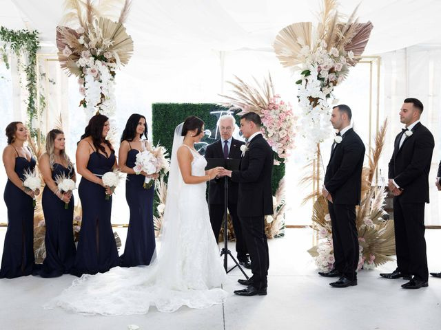 Anthony and Amanda's Wedding in Egg Harbor Township, New Jersey 53
