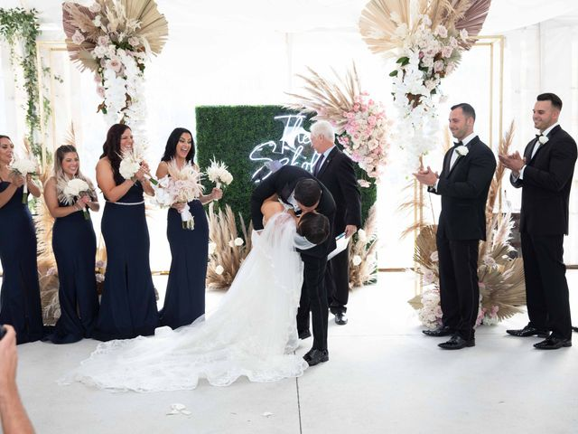 Anthony and Amanda's Wedding in Egg Harbor Township, New Jersey 55