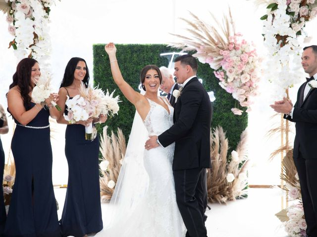 Anthony and Amanda's Wedding in Egg Harbor Township, New Jersey 56