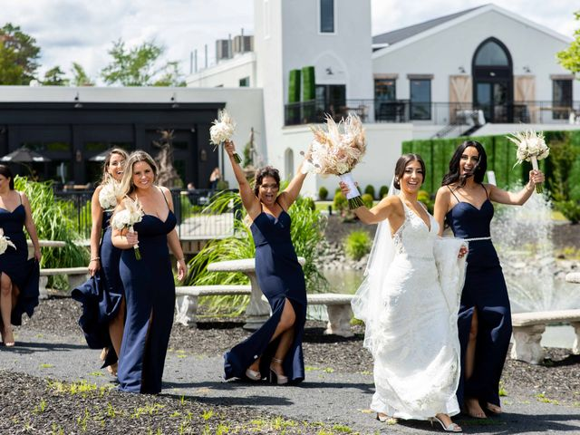 Anthony and Amanda's Wedding in Egg Harbor Township, New Jersey 64