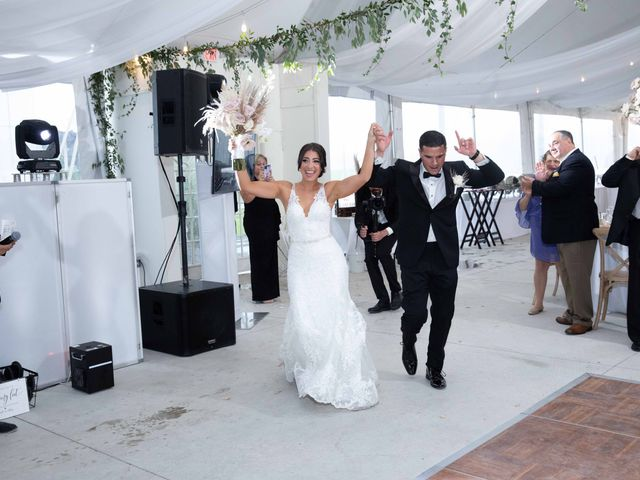 Anthony and Amanda's Wedding in Egg Harbor Township, New Jersey 66