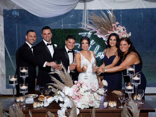 Anthony and Amanda's Wedding in Egg Harbor Township, New Jersey 67