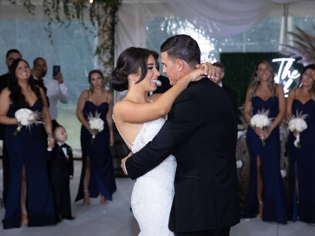 Anthony and Amanda's Wedding in Egg Harbor Township, New Jersey 68