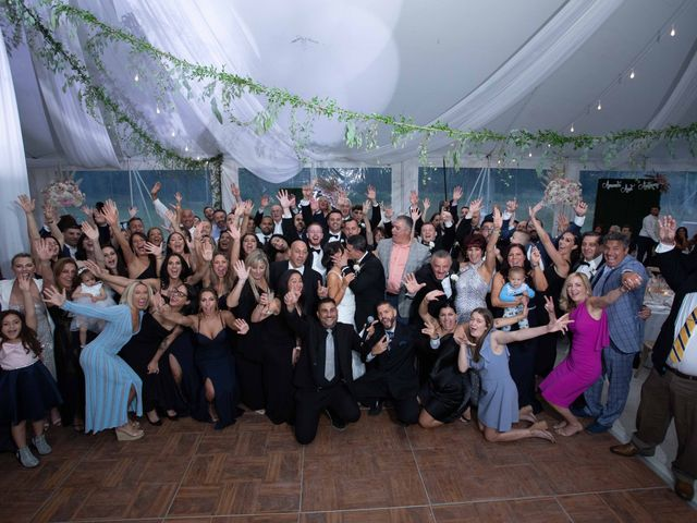 Anthony and Amanda's Wedding in Egg Harbor Township, New Jersey 69