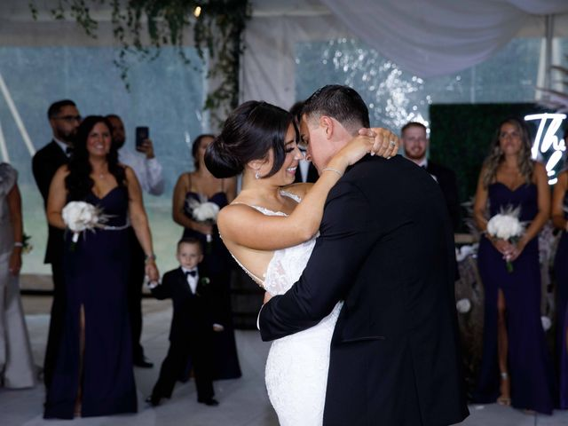 Anthony and Amanda's Wedding in Egg Harbor Township, New Jersey 70
