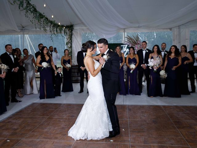 Anthony and Amanda's Wedding in Egg Harbor Township, New Jersey 71