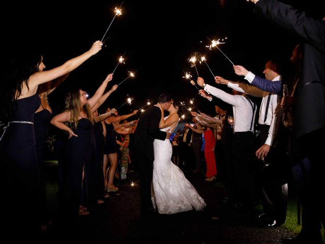 Anthony and Amanda's Wedding in Egg Harbor Township, New Jersey 73